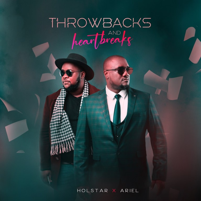 """Holstar and Ariel – """"Throwbacks and Heartbreaks"""" [EP]"""