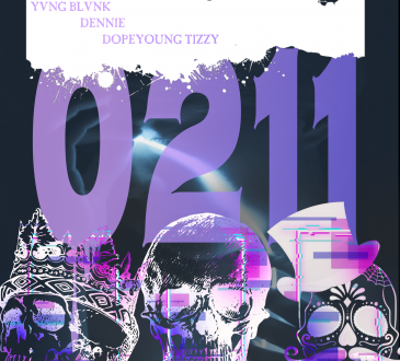 DopeYoung Tizzy, Yvng Blvnk, & Dennie - '0211' Mp3 DOWNLOAD