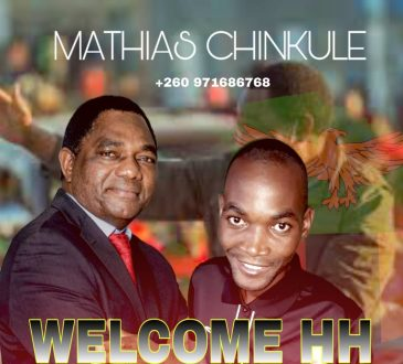 Mathias Chinkule - 'Welcome HH' Mp3 Download