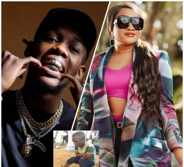 Mutale Mwanza Gives Cash To Cinori Xo To Boost His Music Career On Their date