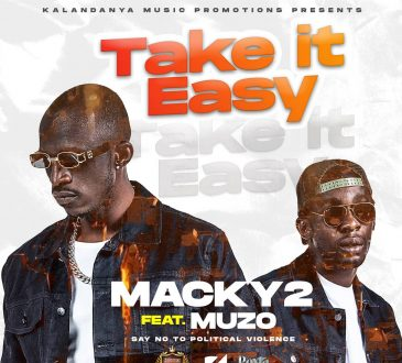 """We Recorded """"Take It Easy"""" Before The Disturbing Pictures Of Muzo AKA Alphonso Went Viral"""