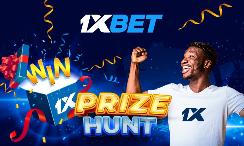 The First Winners Of 1xBet's Prize Hunt Promotion Draw Received their Prizes
