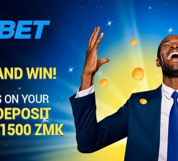 1xBet Will Not Charge Withholding Tax On Betting Winnings From It's Customers