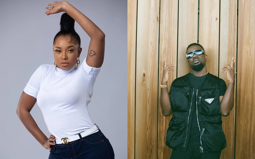 Bomshell Asks Sarkodie For A Verse