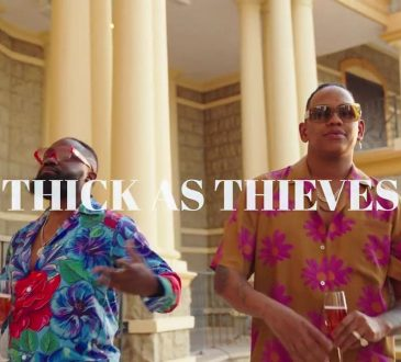 """King Illest ft. DA L.E.S – """"Thick As Thieves"""""""