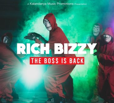 """Rich Bizzy – """"The BOSS Is Back Mp3"""""""