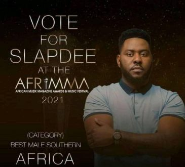 Slapdee Withdraws From Afrimma Nomination 2021